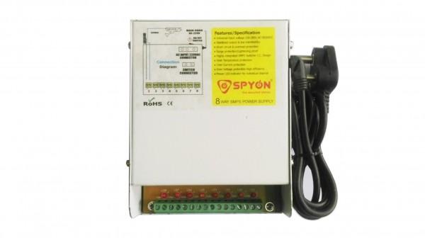 spyon 8 channel smps
