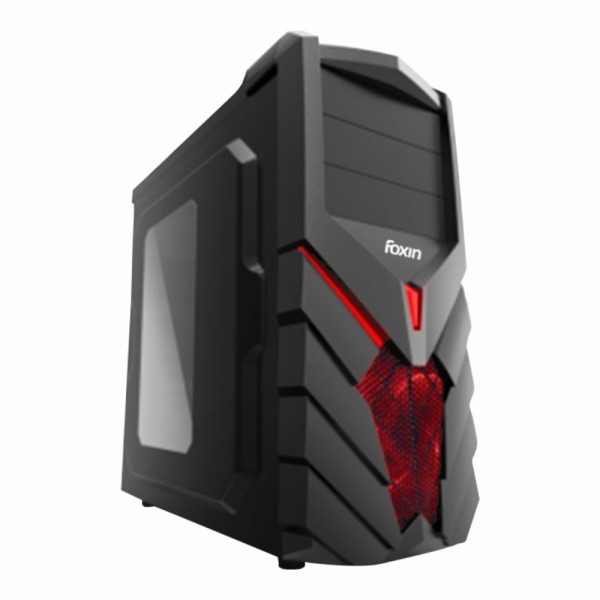 FOXIN GAMING CABINET W/O SMPS FGC-9909 Casing Infinite (Series 9)
