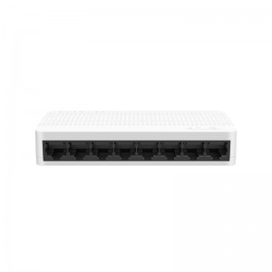 Tenda S108 8-Port Desktop Switch