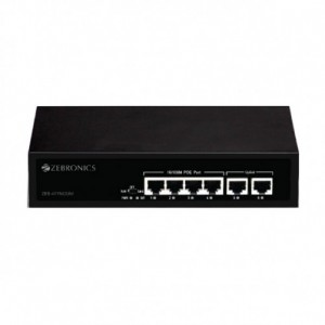 4 Port 10/100M POE Switch