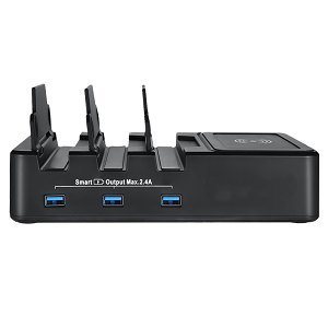 ZOOOT ZF-Charge Station 1 | 3 USB Port Output |