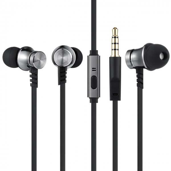 Zoook Opera Wired Headset (Black, Wired in the ear)