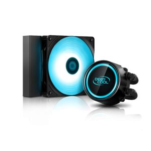 GAMMAXX L120 V2 RGB LED CPU Liquid Cooler for Socket LGA20XX/LGA1366/LGA1200/1151/1150/1155 AM4/AM3+/AM3/AM2+/AM2/FM2+/FM2/FM1